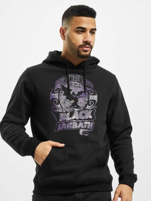 Merchcode Hoody Black Sabbath LOTW schwarz