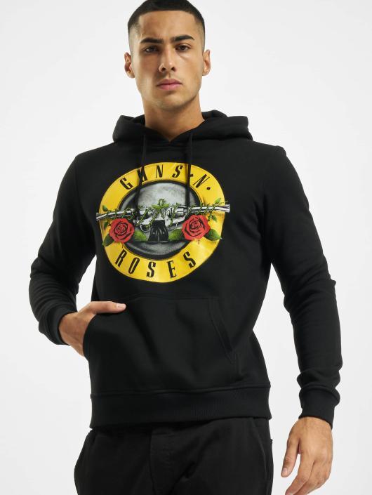 Merchcode Hoody Guns N' Roses schwarz