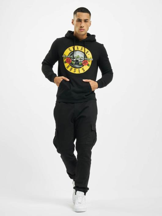 Merchcode Hoody Guns N' Roses zwart