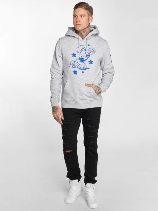 Merchcode Sweat capuche Popeye Number gris