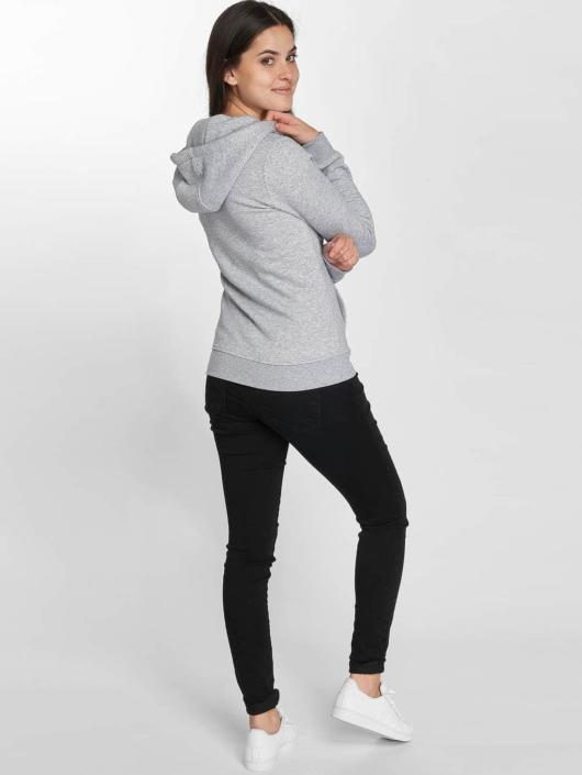 Merchcode Sweat capuche Petsrock Teen gris