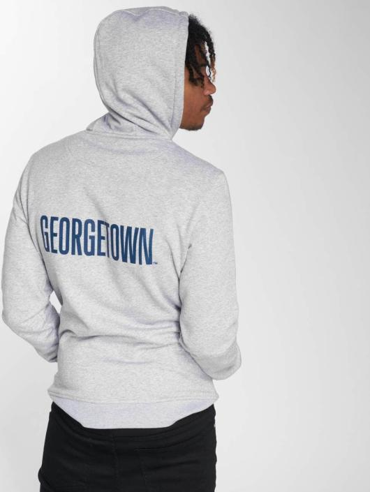 Merchcode Sweat capuche Georgetown gris