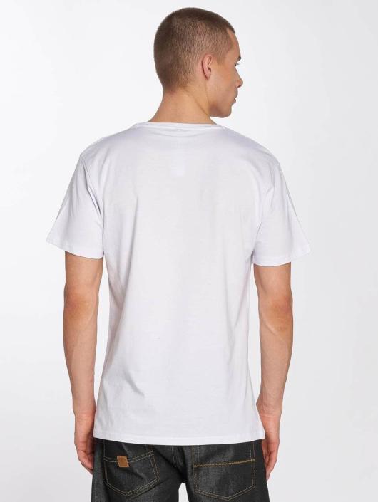 Merchcode T-paidat Hustler Box Logo valkoinen
