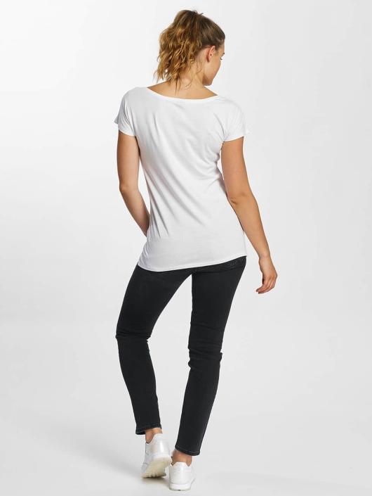 Merchcode T-shirt Superman Logo bianco
