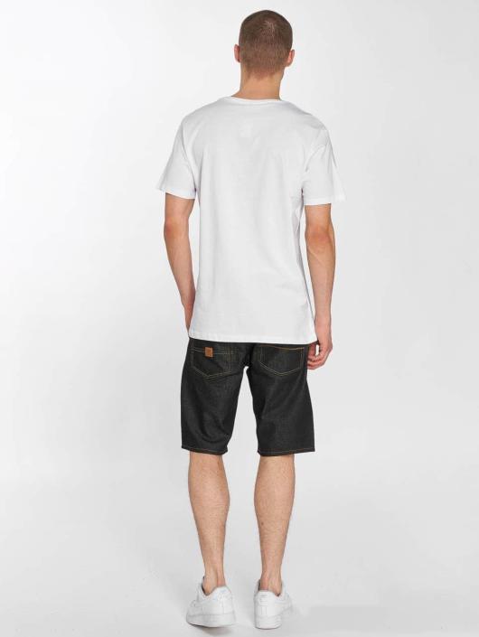 Merchcode T-shirt The Flash Comic bianco