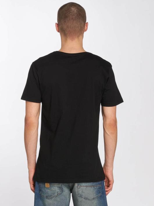 Merchcode T-Shirt Korn Logo black