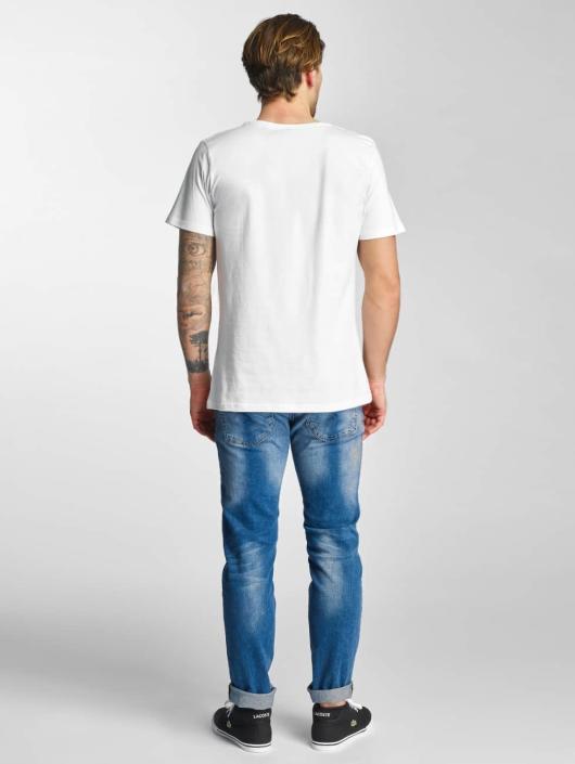 Merchcode   Black Sabbath LOTW White blanc Homme T-Shirt 337871 69f7584131e