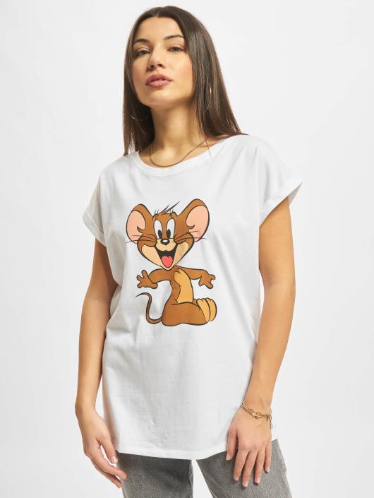 Blanc 397920 Merchcode Tomamp; Femme Mouse Jerry T shirt 0Nmny8vwO