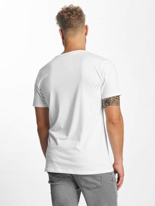 Homme Blanc T Merchcode Boring shirt 397928 Simpsons j54LAR