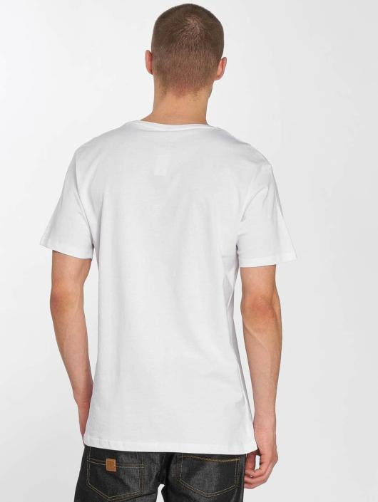 Merchcode T-Shirt The Flash Comic blanc