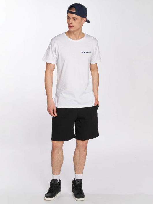 Merchcode T-Shirt Air Force Bird blanc