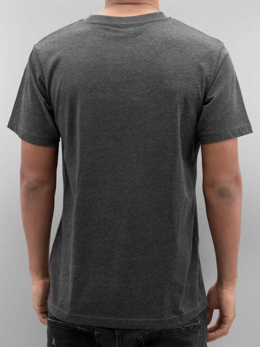 Merchcode T-Shirt Johnny Cash Man In Black grau