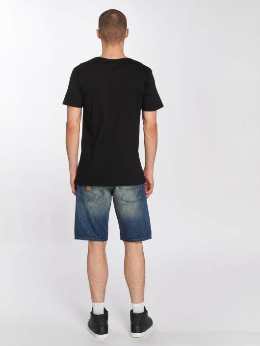 Merchcode T-shirt Korn Logo nero