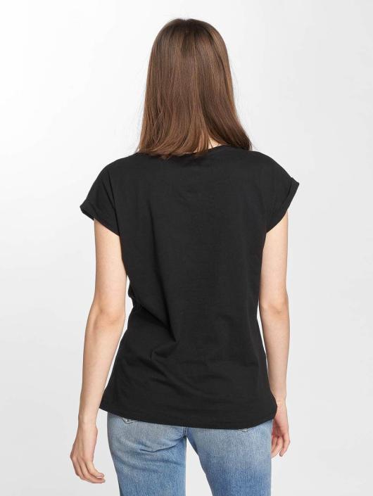 Noir T Who shirt Merchcode The 489540 Femme v8n0OymNw