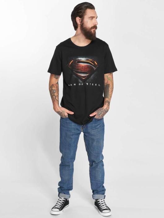 Merchcode T-Shirt MOS Superman noir