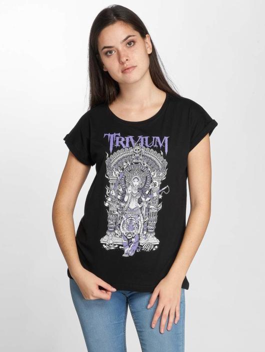Merchcode T-Shirt Trivium Durga noir