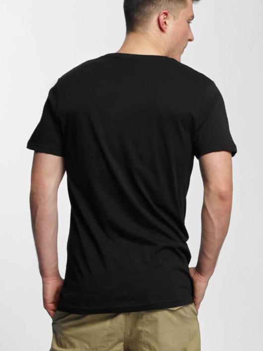 Merchcode T-Shirt Linkin Park Heart schwarz