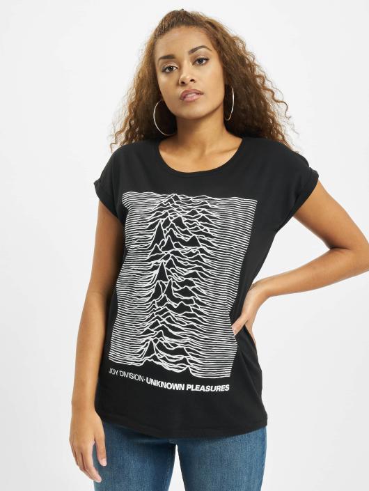 Merchcode T-Shirt Ladies Joy Divison UP schwarz