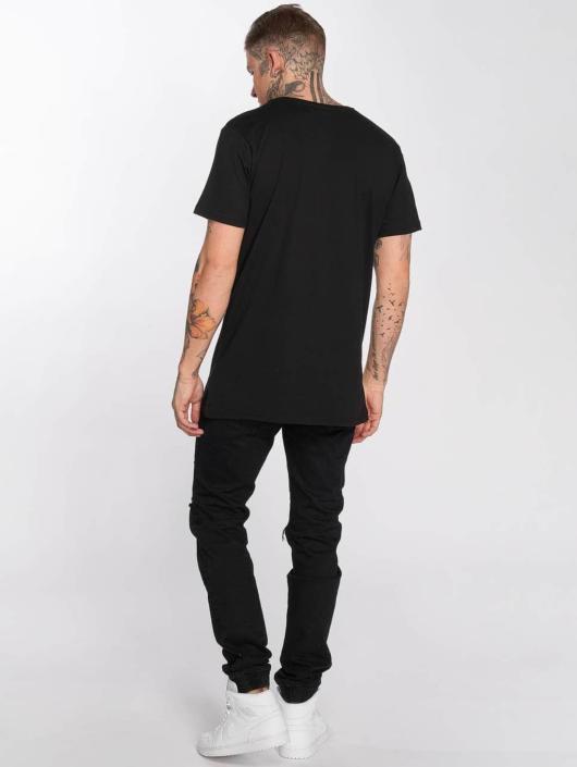 Merchcode T-Shirt Linkin Park Street Soldier Tonal schwarz