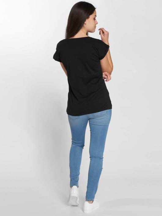 Merchcode T-Shirt Trivium Logo schwarz