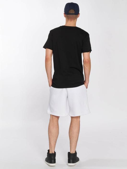 Merchcode T-Shirt Hustler Tongue schwarz