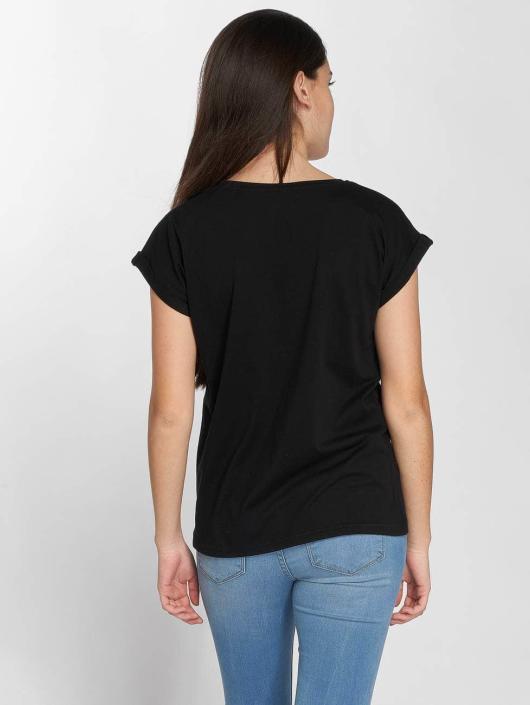 Merchcode T-Shirt Korn Face schwarz
