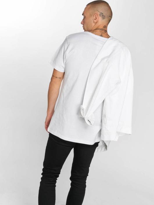 Merchcode T-Shirt Nyu weiß