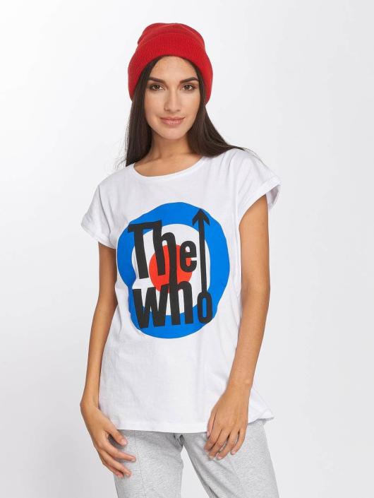 Merchcode t-shirt The Who Classic Target wit