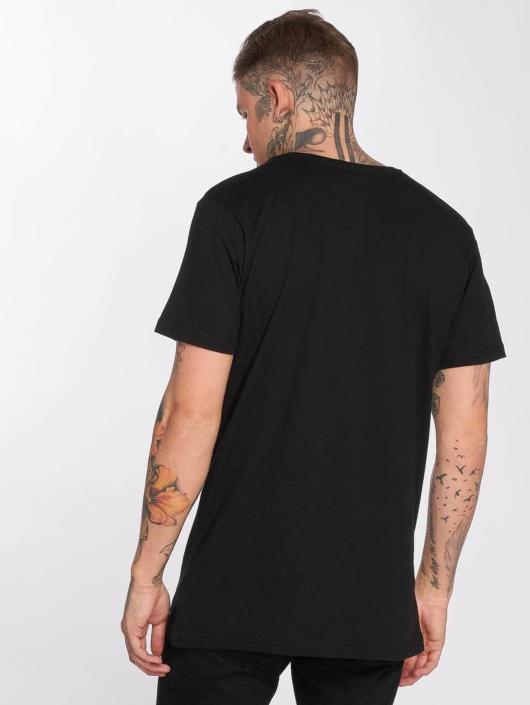 Merchcode t-shirt Linkin Park Street Soldier Tonal zwart