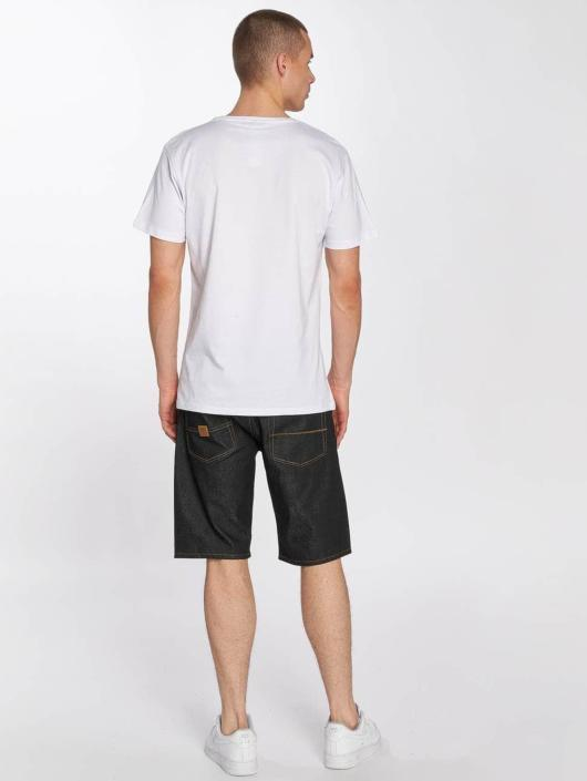 Merchcode T-shirts Hustler Box Logo hvid