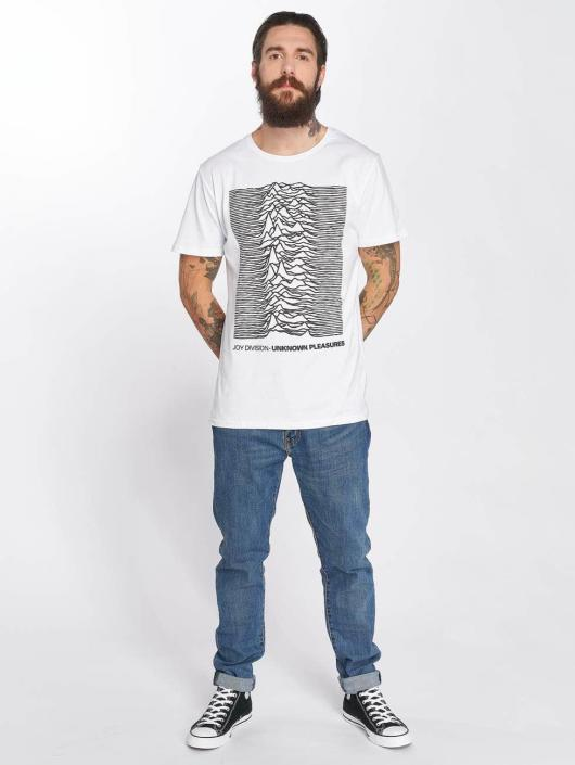 Merchcode T-Shirty Joy Division Up bialy