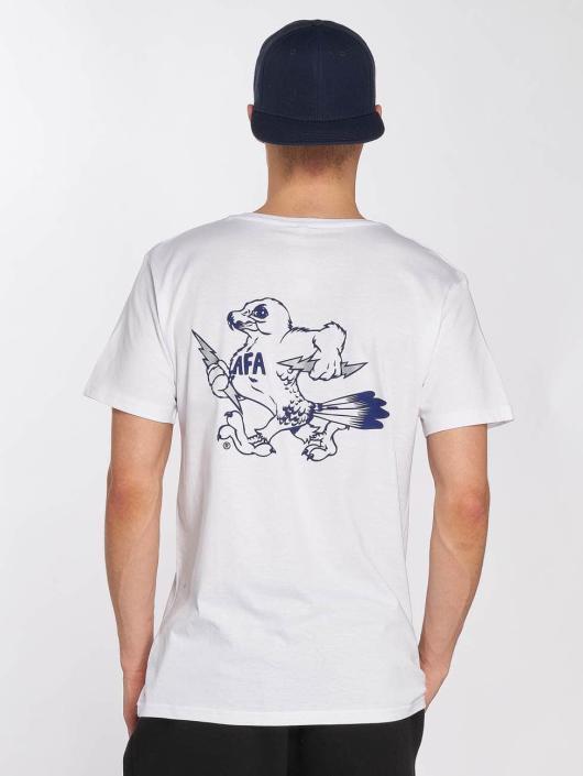 Merchcode T-Shirty Air Force Bird bialy