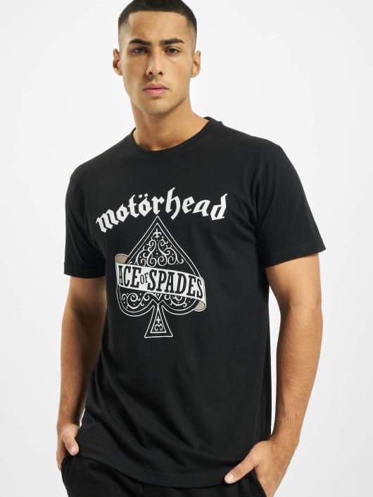 Merchcode T-Shirty Motörhead Ace Of Spades czarny