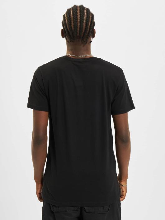 Merchcode T-Shirty Godfather Circle czarny