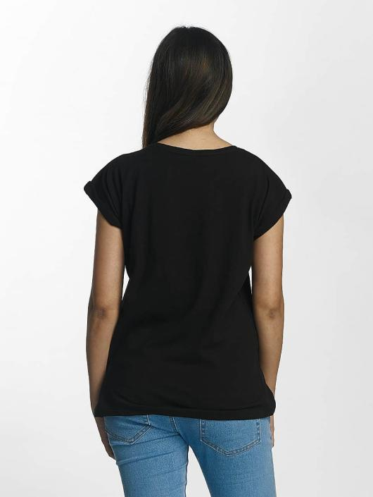 Merchcode T-Shirty Jimi Hendrix Music Is My Religion czarny