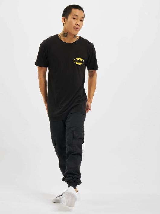 Merchcode T-Shirty Batman Chest czarny