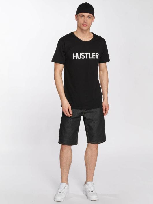 Merchcode T-Shirty Hustler Definition czarny