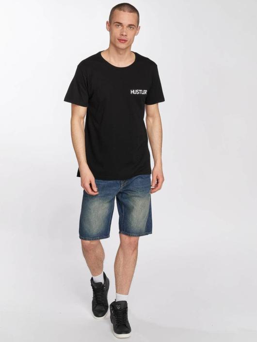 Merchcode T-Shirty Hustler Afterparty czarny
