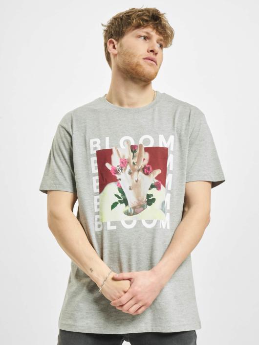 Merchcode T-Shirty MGK Bloom szary