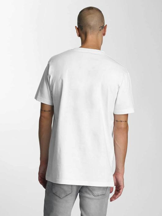 Merchcode T-skjorter Banksy Spy Rat hvit