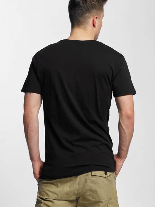 Merchcode T-skjorter Run The Jewels Goldchain svart