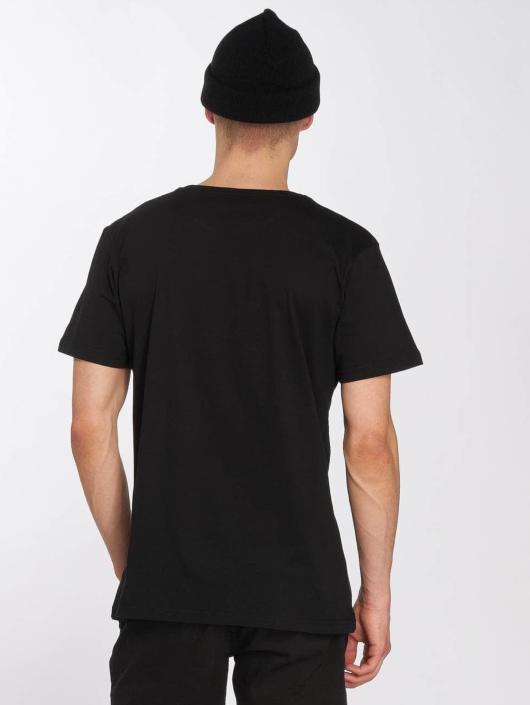 Merchcode T-skjorter Hustler Bar svart