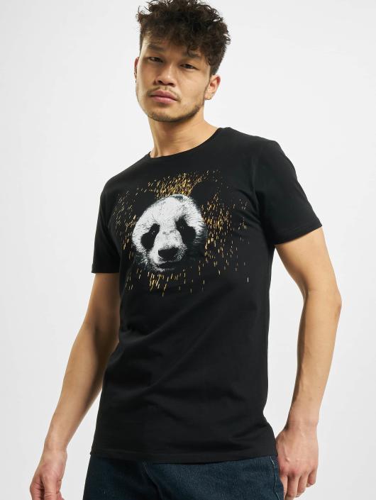Merchcode Tričká Desiigner Panda èierna