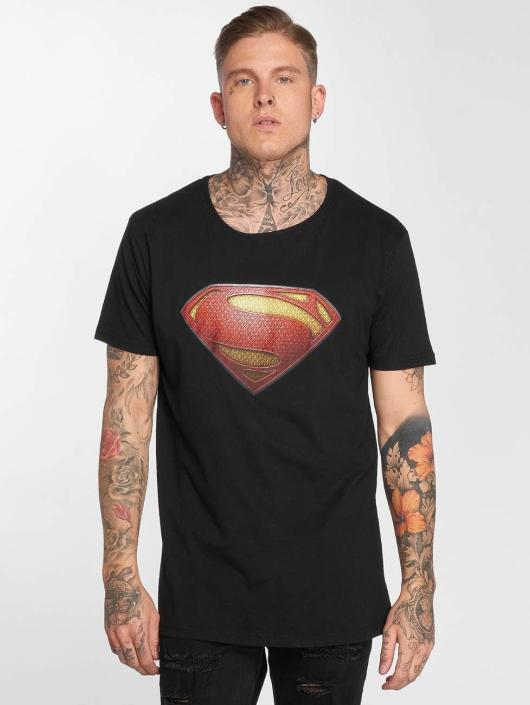 Merchcode Tričká JL Superman èierna
