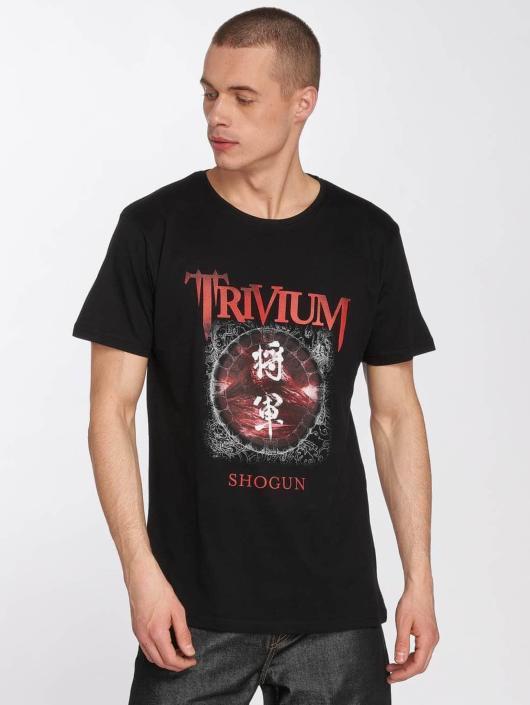 Merchcode Tričká Trivium Shogun èierna