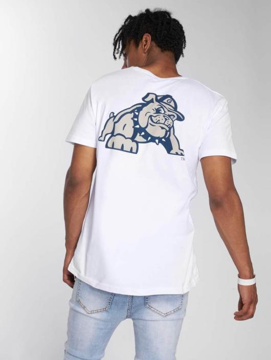 Merchcode Tričká Georgetown Hoyas biela