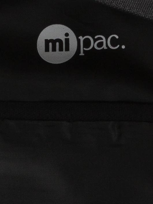 Mi-Pac Reput Premiums Canvas Tonal musta