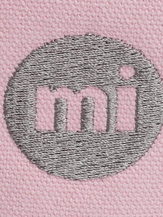 Mi-Pac Reput Canvas vaaleanpunainen