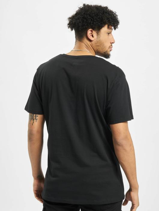 Mister Tee Camiseta Bob Marley Lion negro