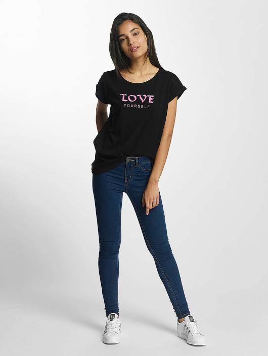 Mister Tee Camiseta Love Yourself negro